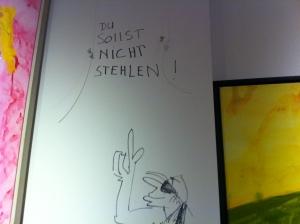 Udo Lindenberg - 10 Gebote - Du sollst nicht stehlen