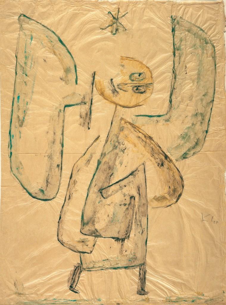 Engel vom Stern © Zentrum Paul Klee, Bern