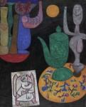 Ohne Titel (Letztes Stilleben) © Zentrum Paul Klee, Bern