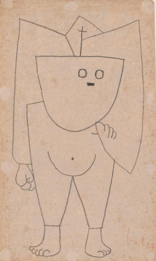 christliches Gespenst © Zentrum Paul Klee, Bern